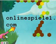 Angry bee Angry Birds online spiele