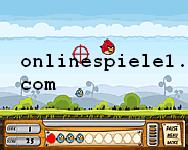 Angry birds hunter spiele online