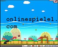 Angry Mario Angry Birds online spiele