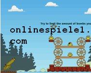 Roly-Poly Cannon Angry Birds online spiele
